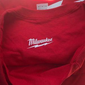 Milwaukee short sleeve tee